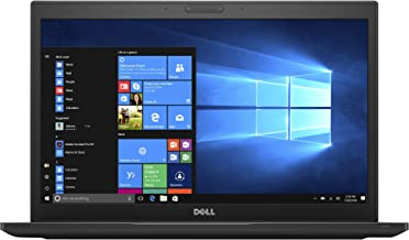 "Dell Latitude 7280 Business Laptop - VPH6R (12.5"" HD, Intel Core i5 -7300U 2.60GHz, 8GB DDR4, 256GB SSD, Windows 10 Pro 64)"