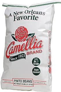 Camellia Brand Pinto Beans Dry Beans 25 Pound Bag