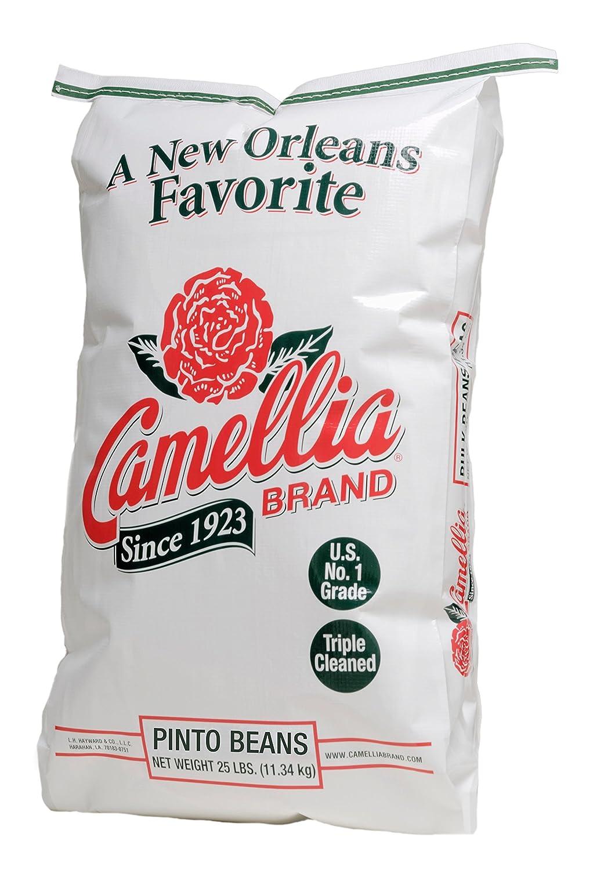 Camellia Brand Pinto Baltimore Mall Beans 25 Pound Tampa Mall Bag Dry
