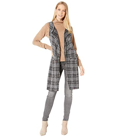 BCBGeneration Double Breasted Vest (Multi) Women
