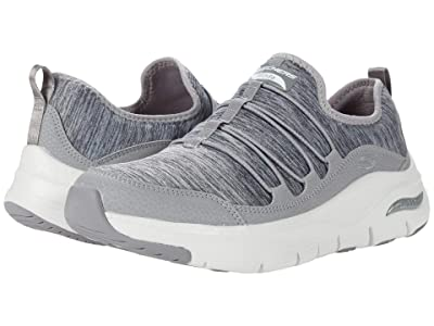 SKECHERS Arch Fit Rainbow View (Grey) Women