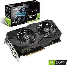 Placa de Vídeo Asus GeForce GTX 1660 6GB GDDR5 OC DUAL