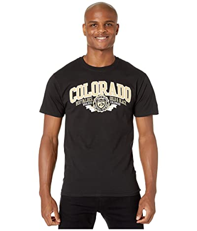 Champion College Colorado Buffaloes Jersey Tee (Black 3) Men