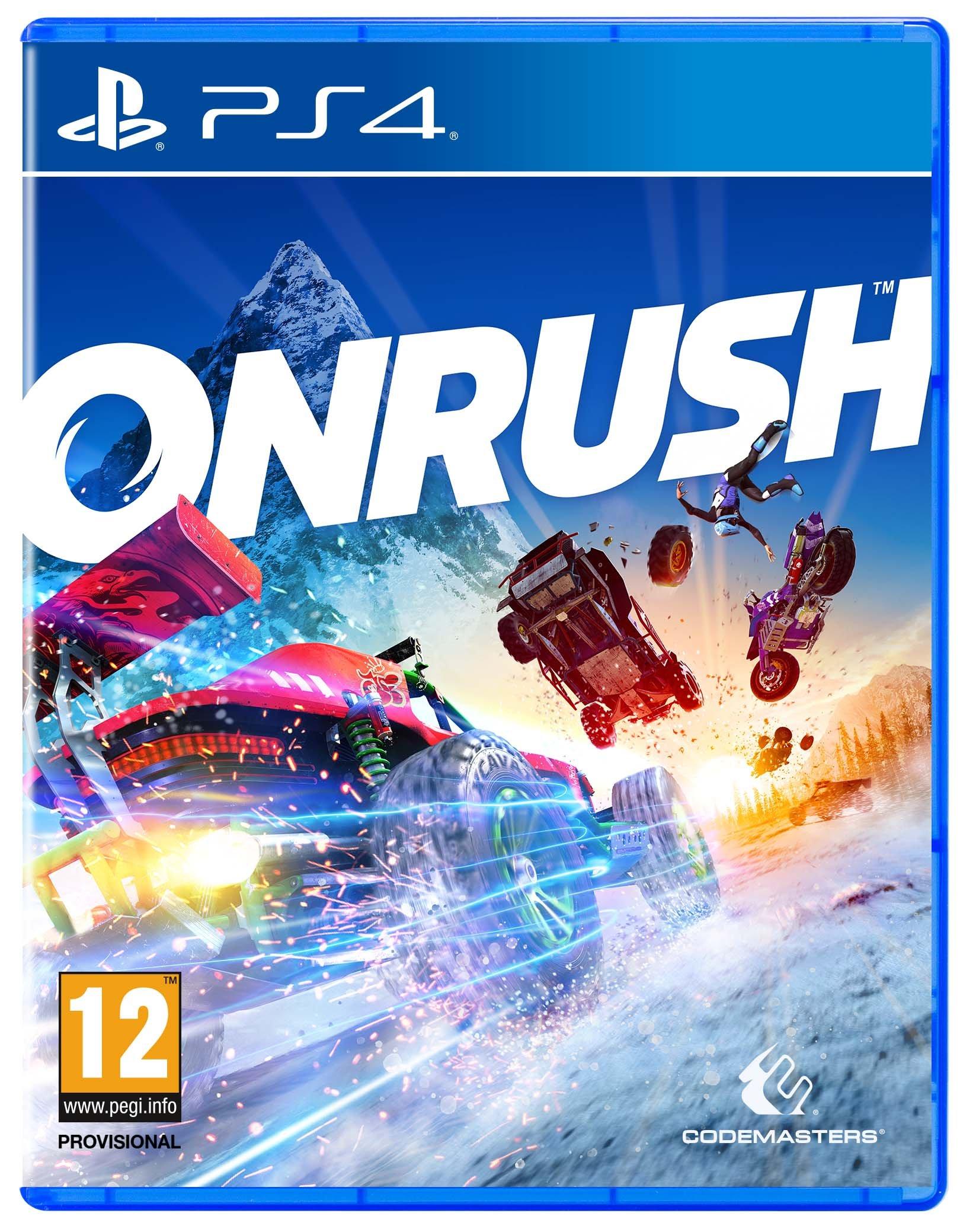 OnRush - PlayStation 4 [Importación italiana]: Amazon.es: Videojuegos