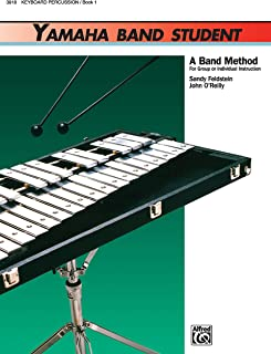 Yamaha Band Student Book 1 - Combined Percussion