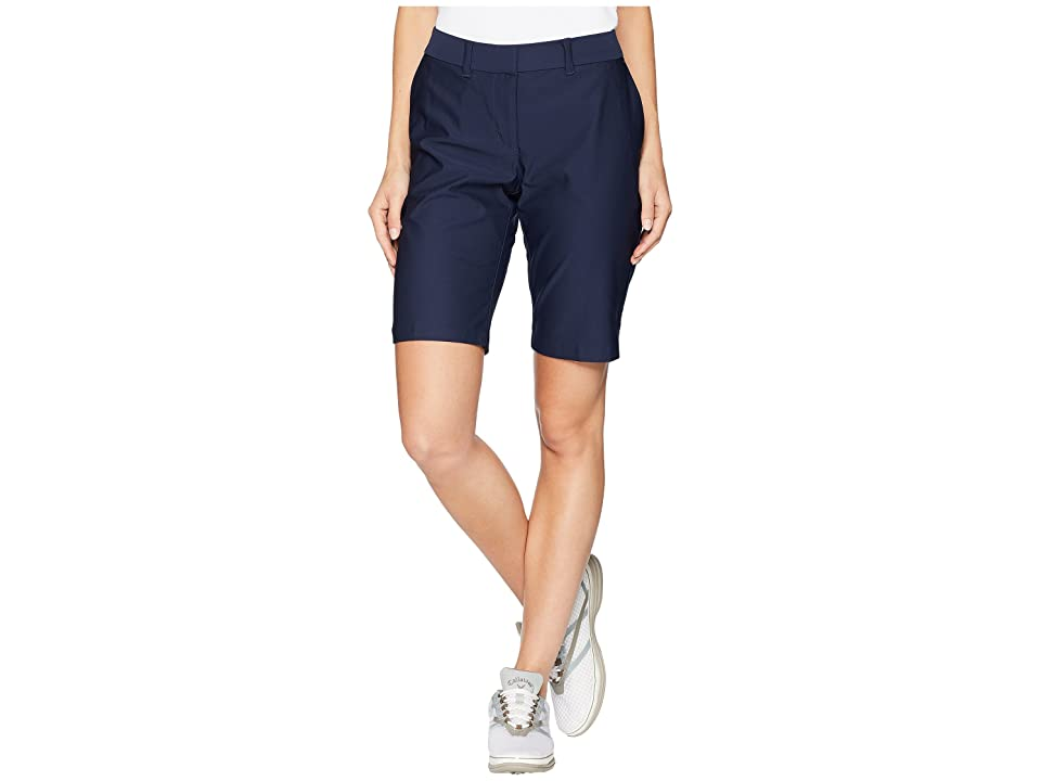 Nike Golf Flex Shorts Woven 10 (Obsidian/Obsidian) Women