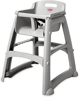 rubber high chair