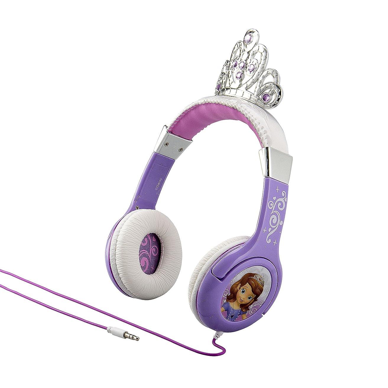 傾向があります強制巧みなKIDdesigns   ちいさなプリンセス ソフィア  プリンセス ヘッドフォン Sofia The First Princess Headphones 並行輸入品