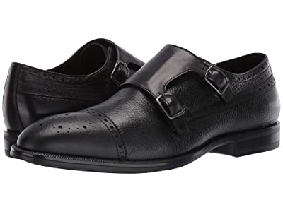 Kenneth Cole New York Futurepod Monk B (Black) Men