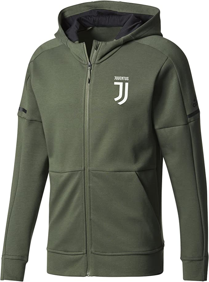 adidas Juventus Anth Sqd 3 Felpa Uomo