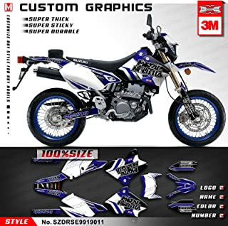 Best drz400 graphics kit Reviews