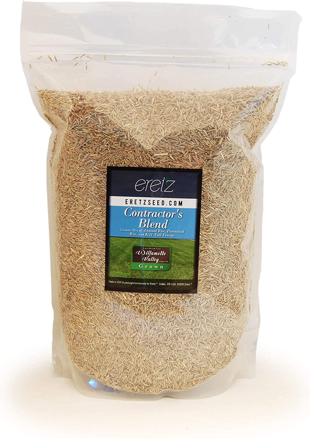 Contractor's Grass Ranking TOP8 Seed Blend by 5lb Choose - Eretz Max 74% OFF Size