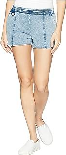 [ケネスコール] レディース ハーフ&ショーツ Elastic Waist Shorts [並行輸入品]