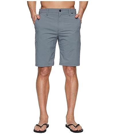 Hurley Dri-FIT Chino Walkshorts 21 (Cool Grey) Men