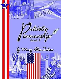 Patriotic Penmanship; Grade 2 (Patriotic Penmanship) by Mary Ellen Tedrow (2012-05-03)