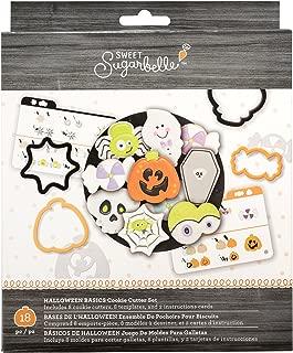 Sweet Sugarbelle 320119 Halloween Basics Cookie Cutters, Multi