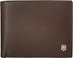 Altius Edge Appolonios Slim Bifold Wallet w/ RFID