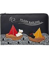 Radley Sailing - Medium Bifold Purse