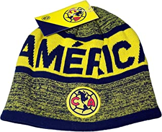 Club America Authentic Official Licensed Soccer Beanie
