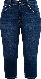 s.Oliver Hose Kurz Pantalones Cortos de Jean para Mujer