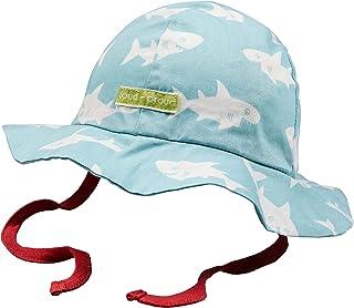loud + proud Outdoorhut, Gots Zertifiziert Sombrero para el Sol Unisex niños