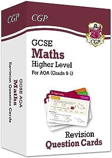 Grade 9-1 GCSE Maths AQA Revision Question Cards - Higher