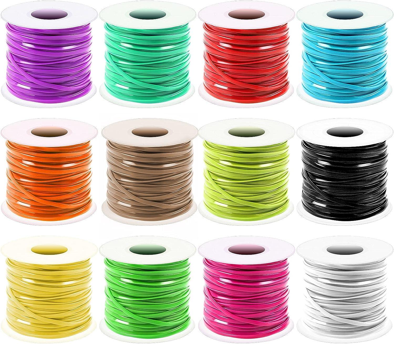 Plastic Lanyard String Mckanti 12 Sales Kit Packs Save money Lacing Cord