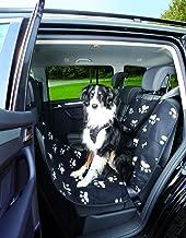 Friends On Tour Car seat Cover, 0.65 x 1.45 m, Black/Beige
