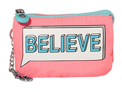 Kipling Mini Creativity Key Chain (Believe) Handbags
