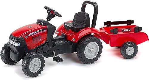 Falk 961B fürrad Und fürzeug für Kinder Traktor Case IH PM + Anh er