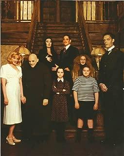 Addams Family Values Anjelica Huston, Raul Julia, Joan Cusack full cast #2 - 8 x 10 Photo 004
