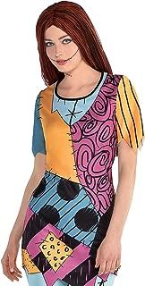 The Nightmare Before Christmas Sally Halloween Tunic for Women, Small/Medium