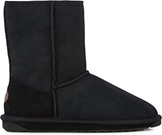 Womens Stinger Lo Winter Real Sheepskin Boots