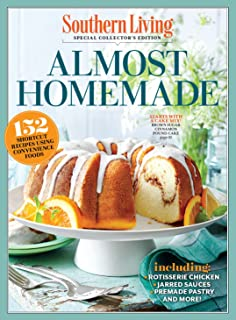 SOUTHERN LIVING Almost Homemade: 152 Shortcut Recipes Using Convenience Food