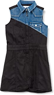 Desigual Girl's Vest_IRATXE Casual Dress