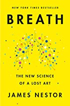 Cover image of Breath by James Nestor