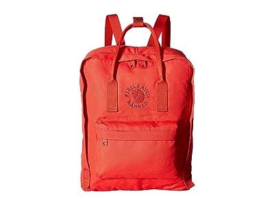 Fjallraven Re-Kanken (Red) Bags