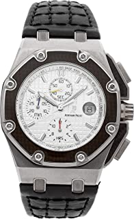 Audemars Piguet Royal Oak Offshore Mechanical (Automatic) Silver Dial Mens Watch 26030IO.OO.D001IN.001 (Certified Pre-Owned)