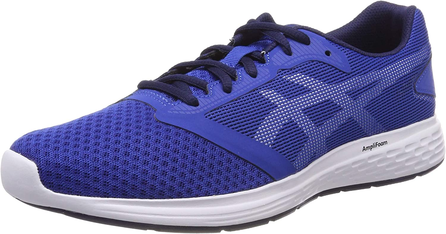 ASICS Mens Patriot 10 Cushioned Lightweight Running shoes
