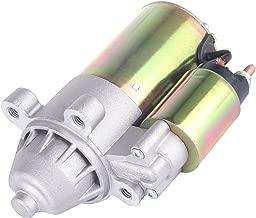 OCPTY Starter Fit for Ford Taurus 3.0l(182) v6 2000-2007 Mercury Sable 3.0l(182) v6 2000-2005 EU2Z-11V002-RM 6642N