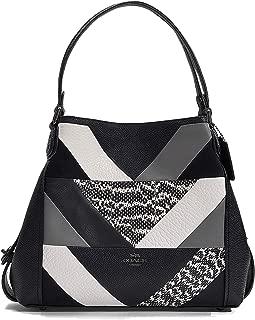 Best coach edie embossed leather shoulder bag Reviews
