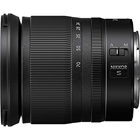 Nikon NIKKOR Z 24-70mm f/4 S (Renewed)