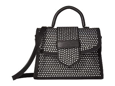 Steve Madden Brico (Black) Cross Body Handbags
