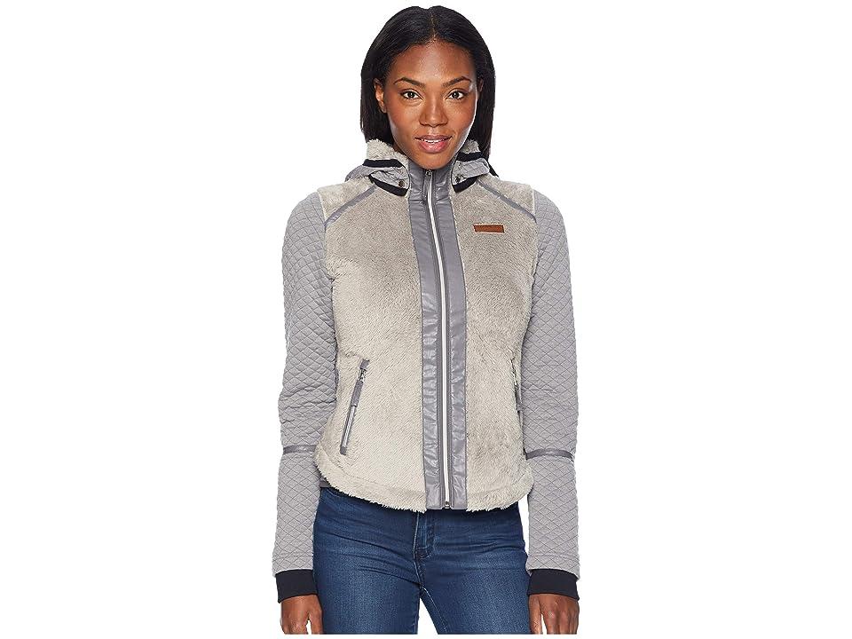 Obermeyer Stella Fleece Jacket (Cashmere) Women