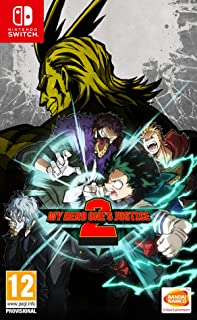 My Hero : One's Justice 2 pour Switch