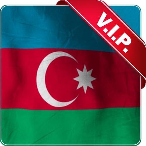 Aserbaidschan Fahne