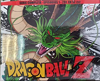 Dragon Ball Z Monster Box Episodios 1-291  [en 57 DVD]
