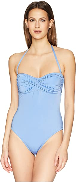 Twist Front One-Piece