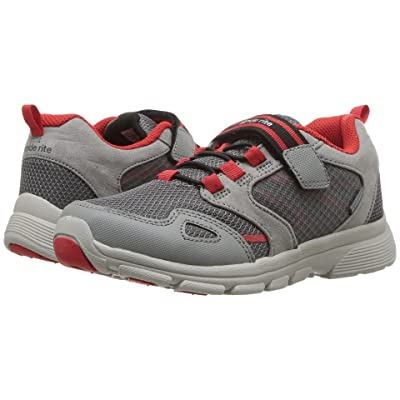Stride Rite Made 2 Play Taylor (Toddler/Little Kid) (Grey/Red) Boy