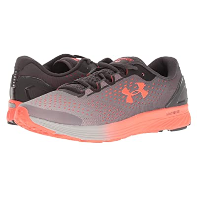 Under Armour UA Charged Bandit 4 (Ghost Gray/Charcoal/After Burn) Women